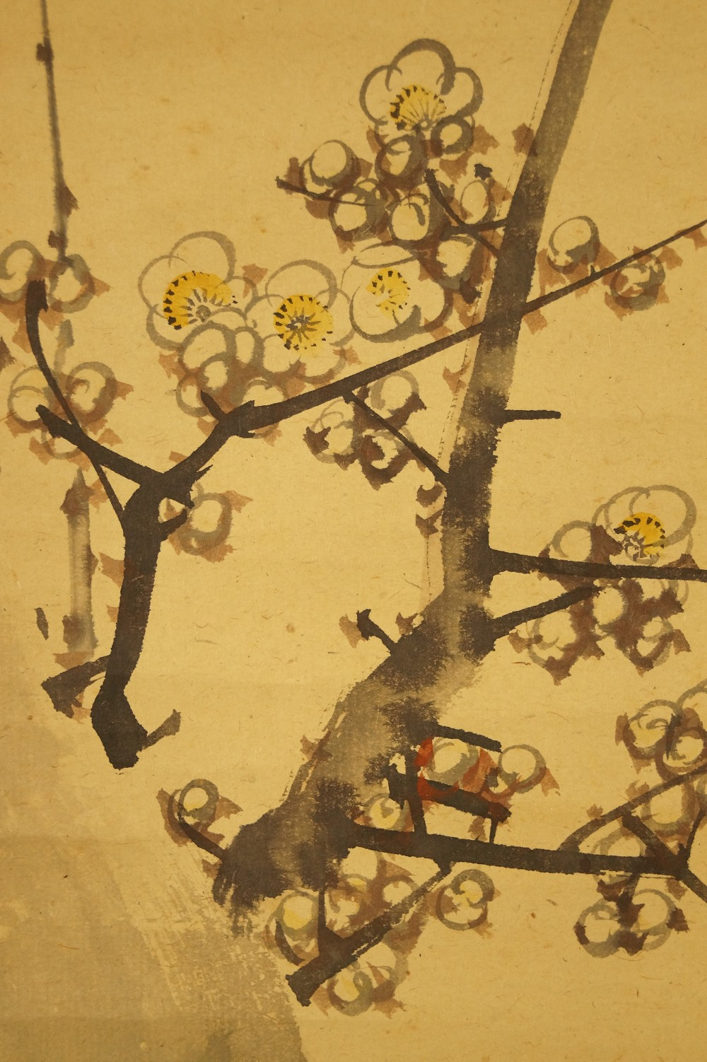 Sakura - Japanisches Rollgemälde (Kakejiku, Kakemono)