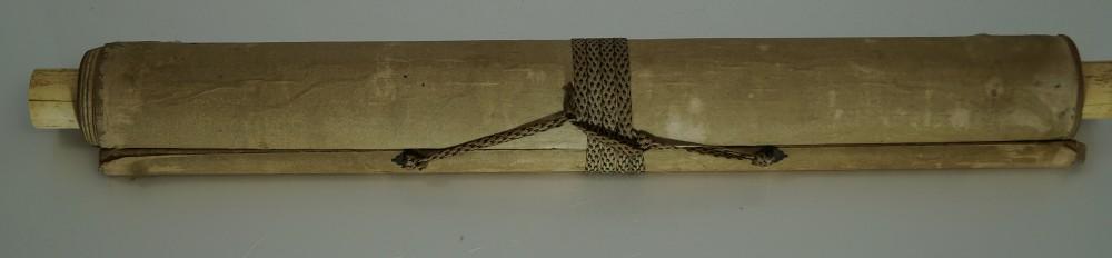 Wilde Gans - Japanisches Rollbild (Kakejiku, Kakemono)
