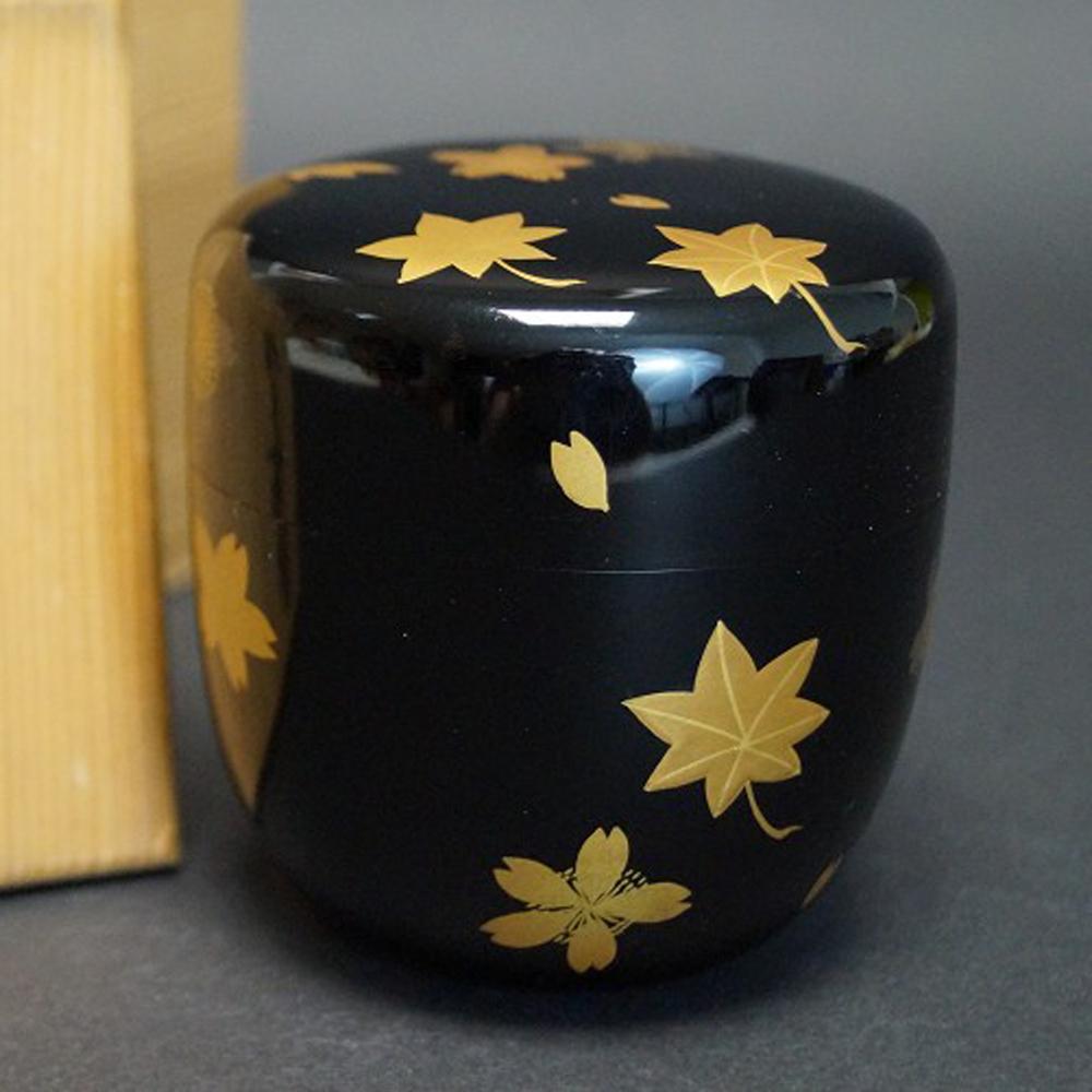 Makie Natsume - Japanischer Teebehälter  für die Teezeremonie von Sekizen