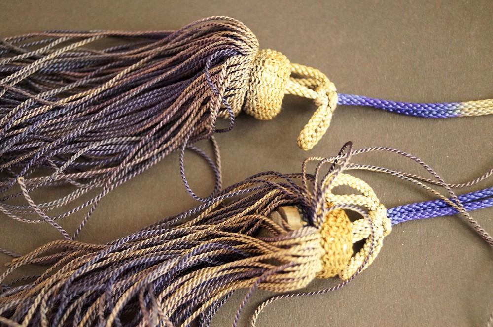 Fuchin - traditionelle Schmuckgewichte für Kakemono