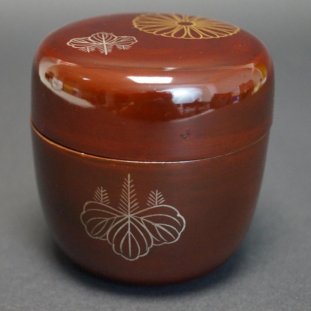 Makie Natsume - Japanischer Teebehälter  für die Teezeremonie