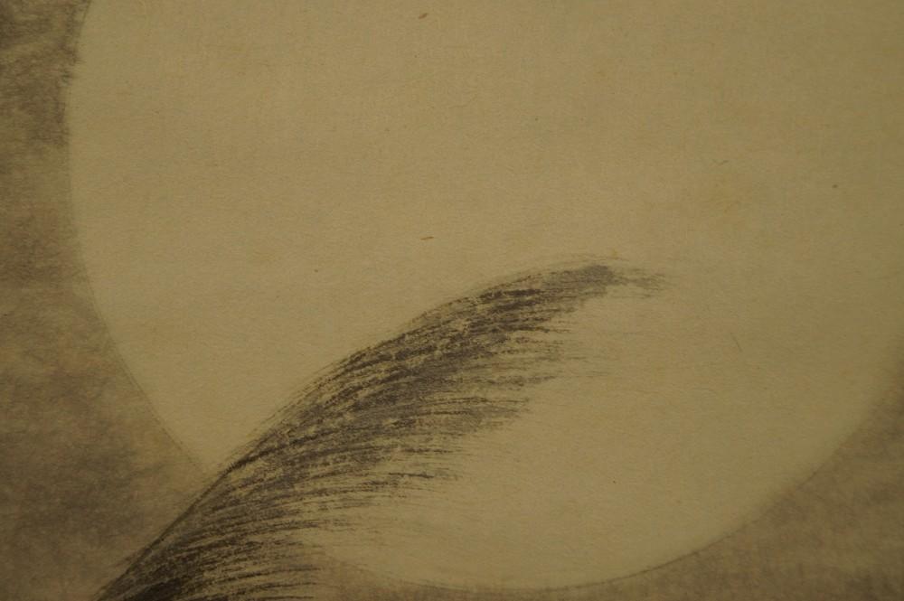 Wilde Gänse - Japanisches Rollbild (Kakejiku, Kakemono)